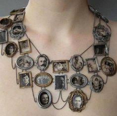 collier de famille